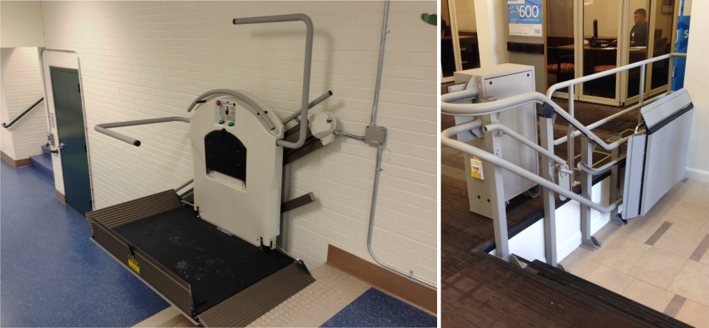 commercial wheelchair lift. Commercial Inclined Wheelchair Lifts Lift