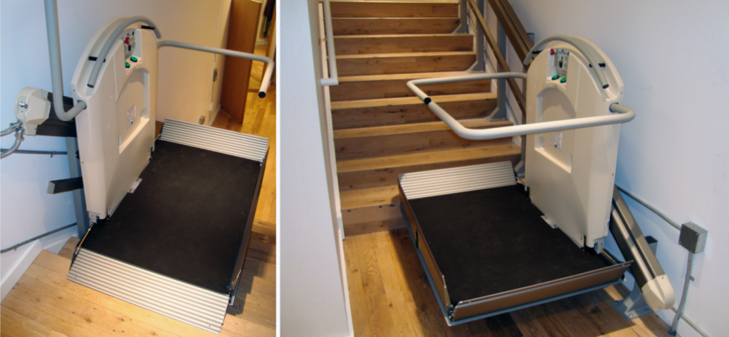 High Quality If Movement Has Become Difficult For You, Residential Inclined Wheelchair  Lifts Can Provide You The Perfect Solution. Offering Wheelchair Support  Without ...