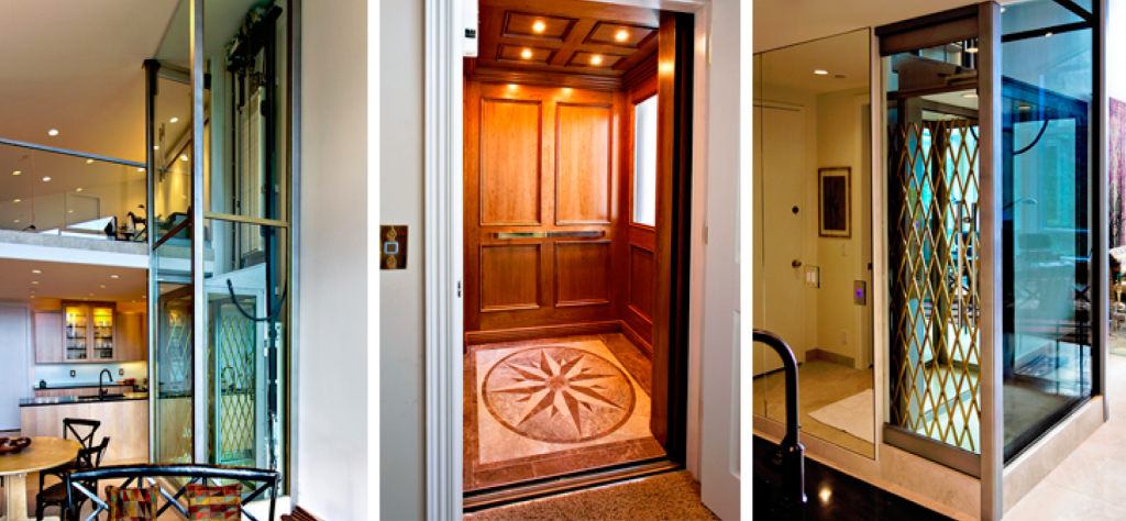 Residential elevators elevator service co inc for Luxury homes with elevators