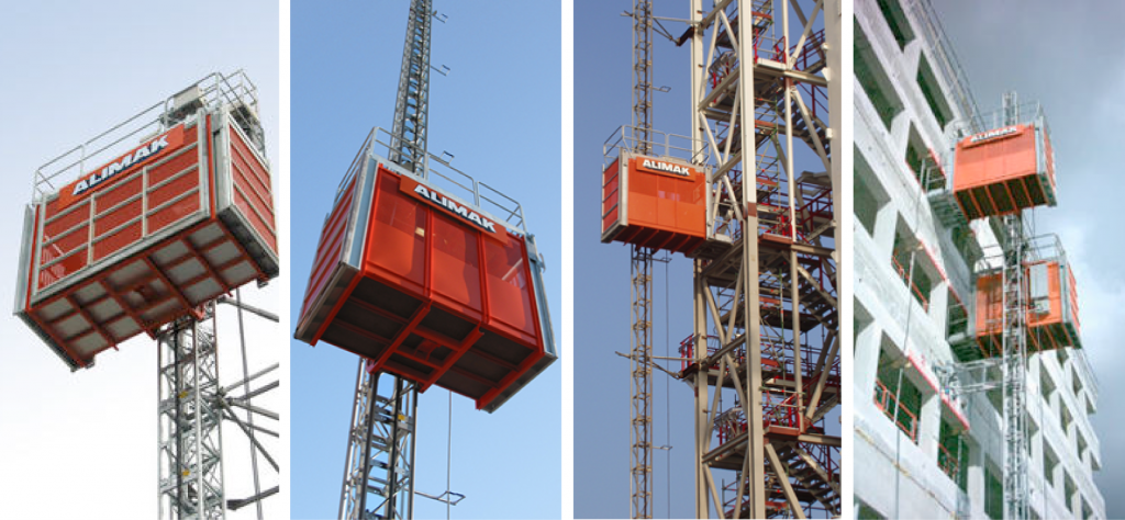 Construction Hoists - Elevator Service Co, Inc